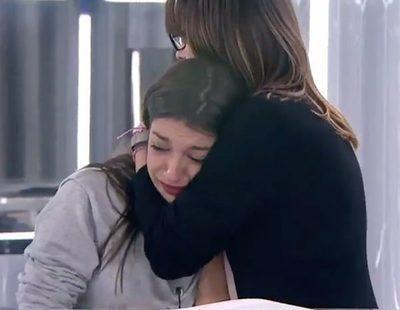 """Ana Guerra ('OT 2017') se derrumba al cantar """"Por debajo de la mesa"""", su tema para la Gala 11"""