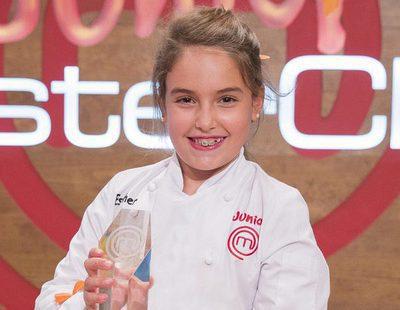 """Esther, ganadora de 'MasterChef Junior 5': """"Quería enfrentarme con una persona buena para tener más mérito"""""""