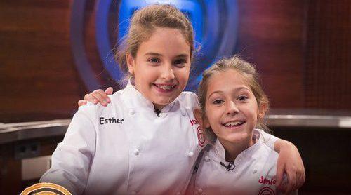 'Sí, MasterChef': Esther o María, ¿quién debería haber ganado 'MasterChef Junior 5'?