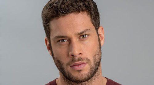 """José Lamuño: """"Mi personaje en 'Fugitiva' es como un lobo con piel de cordero"""""""