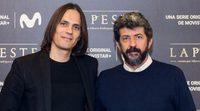 """Alberto Rodríguez: """"Se habló de grabar 'La peste' en inglés, pero por fortuna seguimos con el español"""""""