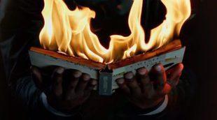 Teaser tráiler de 'Fahrenheit 451', la tv movie de HBO sobre un bombero en un mundo distópico