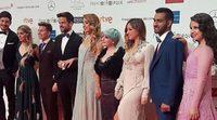 """Los exconcursantes de 'OT 2017' cantan """"Camina"""" en los Premios Forqué 2018"""