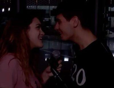 'OT 2017': Amaia y Alfred protagonizan el cierre de emisión más romántico del canal 24 horas