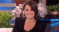 La censurada clase de español de Penélope Cruz a Ellen DeGeneres en su show de NBC