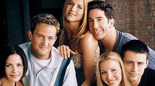 Tráiler de falsa película de la mítica 'Friends' creado por un fan de la serie
