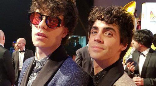 """Los Javis: """"Queremos estar en la Green Room de Eurovisión 2018 con la bandera y dar los puntos de España"""""""