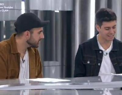 """Alfred canta """"Que nos sigan las luces"""", tema candidato a representar a España en Eurovisión 2018"""