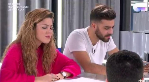 """Miriam y Agoney cantan """"Magia"""", tema candidato a representar a España en Eurovisión 2018"""