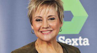 """Gloria Serra ('Equipo de investigación'): """"Es un orgullo y un honor que me imiten en televisión"""""""