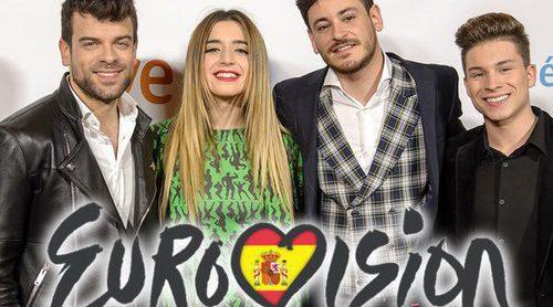 Los exconcursantes de 'OT 2017' desvelan qué canción es su favorita para Eurovisión 2018