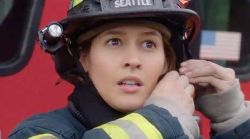 Primer teaser de 'Station 19', el spin-off de bomberos de 'Anatomía de Grey'