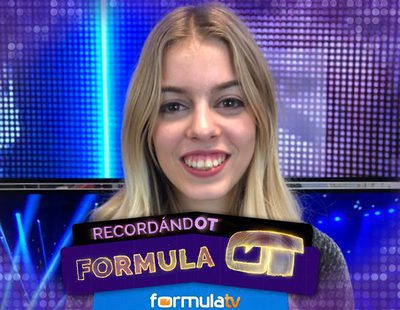 'Fórmula OT': Nerea Rodríguez recuerda su paso por 'OT 2017' y desvela quién cree que ganará