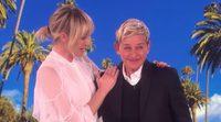 Ellen DeGeneres es sorprendida con un regalo muy especial de su mujer Portia en su programa 'The Ellen Show'