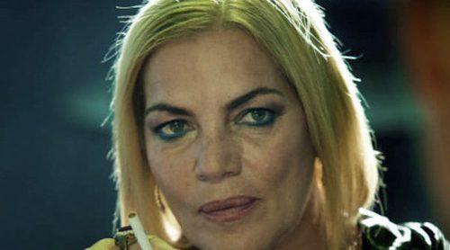 """Cristina Donadio ('Gomorra'): """"Las mujeres podrían hacerse con la camorra"""""""