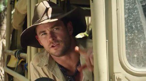 Anuncio de Australia para la Super Bowl 2018, protagonizado por Chris Hemsworth y Danny McBride