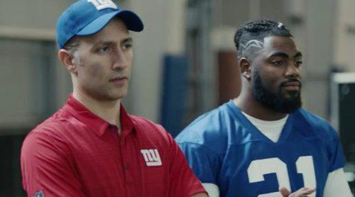 Anuncio de NFL para la Super Bowl 2018
