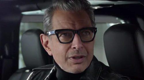 Anuncio de Jeep para la Super Bowl 2018, protagonizado por Jeff Goldblum