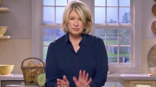 Anuncio de Jack in the Box para la Super Bowl 2018, protagonizado por Martha Stewart
