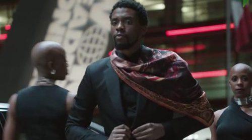 """""""Black Panther"""" protagoniza el anuncio de Lexus para la Super Bowl 2018"""