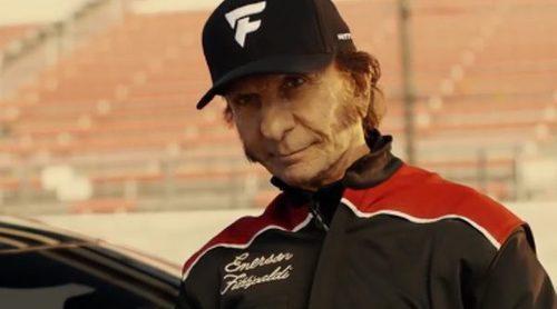 Anuncio de Kia para la Super Bowl 2018, protagonizado por Emerson Fittipaldi