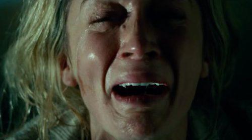"""Teaser de """"Un lugar tranquilo"""", película protagonizada por Emily Blunt, para la Super Bowl 2018"""