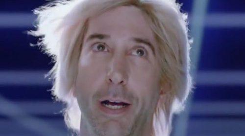 Segunda versión del anuncio de Skittles para la Super Bowl 2018, con David Schwimmer