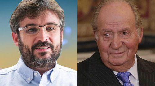 El Rey Juan Carlos I habla con Jordi Évole en la promo de la próxima entrega de 'Salvados'