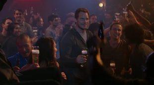 Segunda versión del anuncio de Michelob Ultra para la Super Bowl 2018, con Chris Pratt
