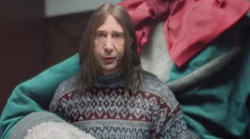 Cuarta versión del anuncio de Skittles para la Super Bowl 2018, con David Schwimmer