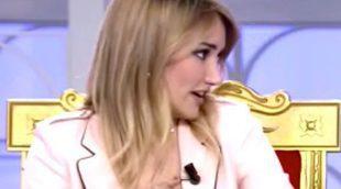 'Mujeres y hombres y viceversa': Alba Carrillo relata a Nagore Robles su llegada al programa