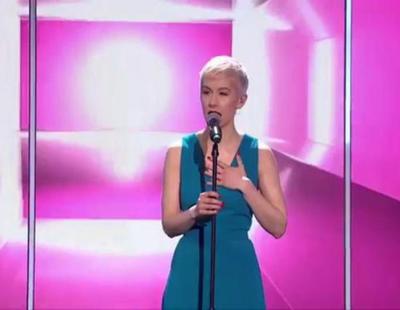 """SuRie interpreta """"Storm"""" la canción de Reino Unido para Eurovisión 2018"""