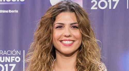 """Miriam Rodríguez ('OT 2017'): """"Me gustaría trabajar como actriz y compaginarlo con la música"""""""