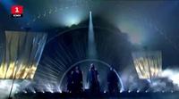 "Rasmussen interpreta ""Higher Ground"", la canción de Dinamarca para Eurovisión 2018"
