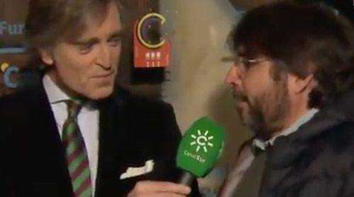 Jordi Évole aparece por sorpresa en Canal Sur durante la retransmisión del Carnaval de Cádiz
