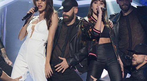 """Aitana y Ana Guerra cantan y bailan el """"Bandido"""" de Azúcar Moreno en un nuevo montaje viral"""