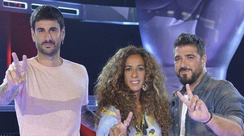 """Telecinco promociona 'La Voz Kids 4' con Rosario, Antonio Orozco y Melendi a ritmo de """"Happy"""""""