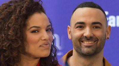 """Iker Karrera y Ruth Prim ('Fama a bailar'): """"La visita de Eleni Foureira empezó como una broma"""""""