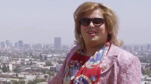 Paquita Salas pisa el Paseo de la Fama de Hollywood en la nueva promo de la serie de Netflix