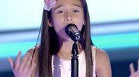 'La Voz Kids 4': La espectacular actuación de Melani cantando ópera que emocionó a los coaches