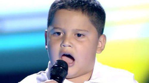 'La Voz Kids 4': Audición a ciegas de Steven, el pequeño mariachi que conquistó a los coaches