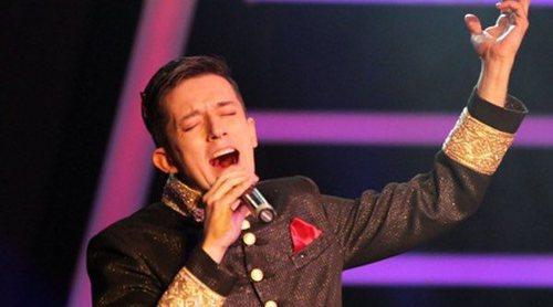 """Vanja Radovanovic interpreta """"Inje"""", el tema que representa a Montenegro en Eurovisión 2018"""