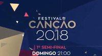Avance de la Primera Semifinal del 'Festival da Canção' en Portugal