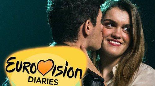 Eurovisión Diaries: El videoclip de Alfred y Amaia, el vestuario y los primeros planes para Lisboa