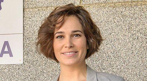 """Celia Freijeiro: """"En 'Servir y proteger' estoy como colaboración toda la temporada, pero no llevo el peso"""""""