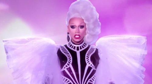 RuPaul presenta a las catorce Reinas de la décima temporada de 'RuPaul's Drag Race'