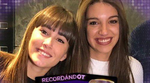 """'Fórmula OT'': Aitana y Ana Guerra presentan el videoclip de """"Lo malo"""" y analizan el éxito de 'OT 2017'"""