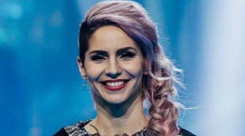 """Lea Sirk interpreta """"Hvala, ne!"""", la canción de Eslovenia en Eurovisión 2018"""