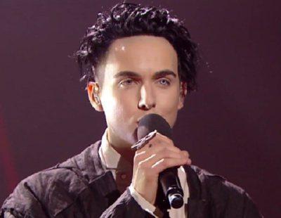 """Mélovin interpreta """"Under the Ladder"""", la canción de Ucrania en Eurovisión 2018"""