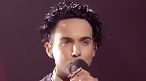 "Mélovin interpreta ""Under the Ladder"", la canción de Ucrania en Eurovisión 2018"